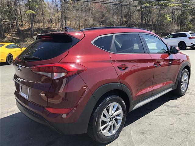 2018 Hyundai Tucson SE 2.0L (Stk: 10361) in Lower Sackville - Image 6 of 24
