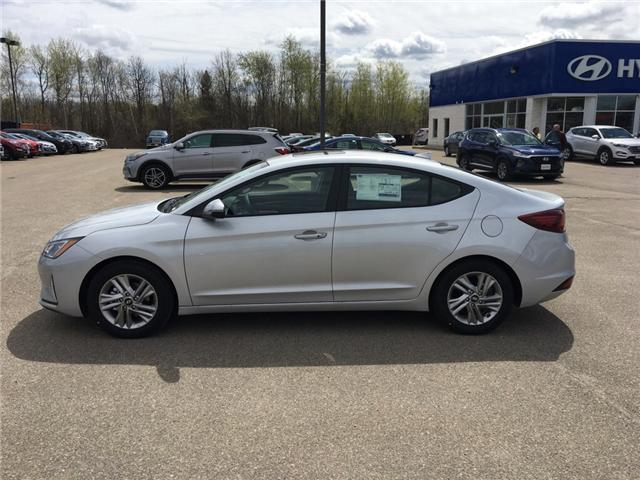 2019 Hyundai Elantra Preferred (Stk: 9735) in Smiths Falls - Image 2 of 11