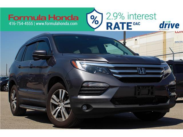 2018 Honda Pilot EX-L Navi Navigation | All Wheel Drive