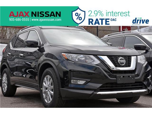 2018 Nissan Rogue SV (Stk: P4148CV) in Ajax - Image 1 of 30
