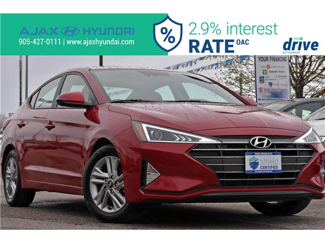 2019 Hyundai Elantra Preferred (Stk: P4701R) in Ajax - Image 1 of 31