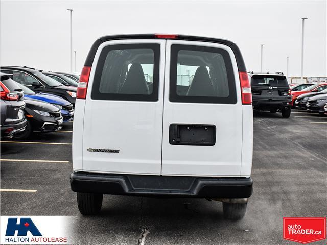 2018 Chevrolet Express 2500 Work Van (Stk: 310506) in Burlington - Image 4 of 19