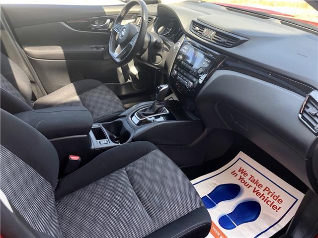 2017 Nissan Qashqai SV (Stk: 026466) in Toronto - Image 9 of 14
