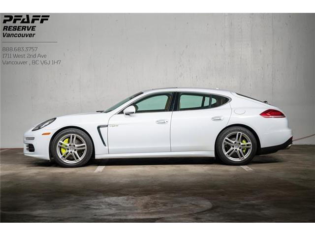 2016 Porsche Panamera e-Hybrid S (Stk: VU0440) in Vancouver - Image 1 of 22