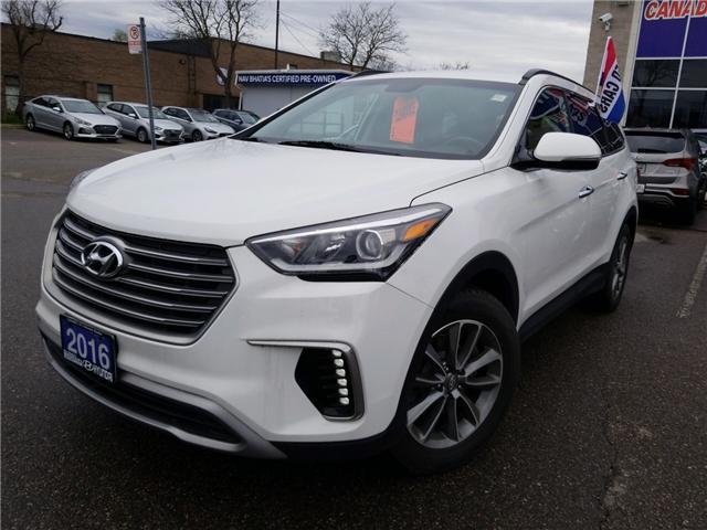2017 Hyundai Santa Fe XL Premium (Stk: OP10078) in Mississauga - Image 1 of 20