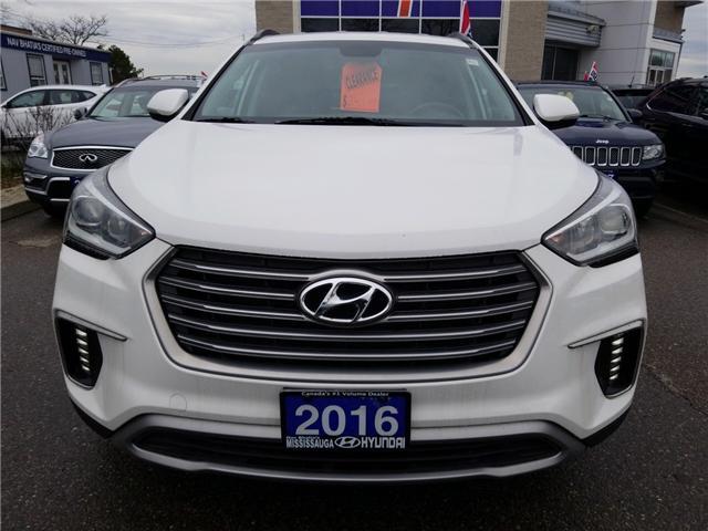 2017 Hyundai Santa Fe XL Premium (Stk: OP10078) in Mississauga - Image 2 of 20