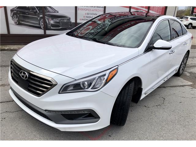 2015 Hyundai Sonata 2.0T Ultimate (Stk: 148899) in Toronto - Image 2 of 15