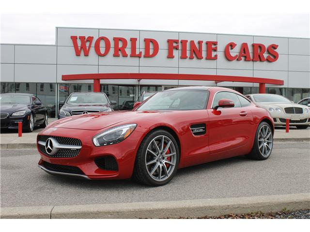 2016 Mercedes-Benz AMG GT S (Stk: 16493) in Toronto - Image 1 of 29