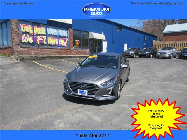 2018 Hyundai Sonata GL (Stk: 637797) in Dartmouth - Image 2 of 23
