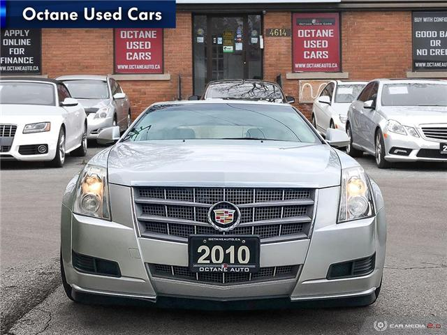 2010 Cadillac CTS 3.0L (Stk: ) in Scarborough - Image 2 of 23