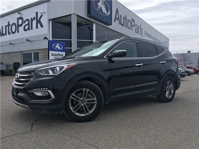 2018 Hyundai Santa Fe Sport 2.4 Premium (Stk: 18-30559RJB) in Barrie - Image 1 of 28