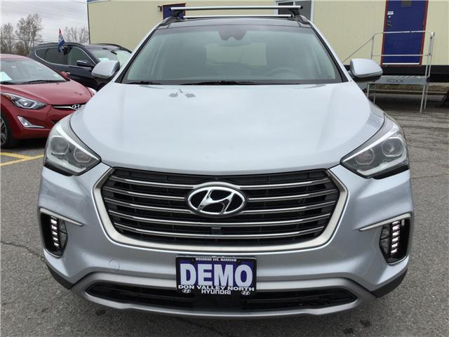 2019 Hyundai Santa Fe XL Ultimate (Stk: 7703H) in Markham - Image 2 of 26