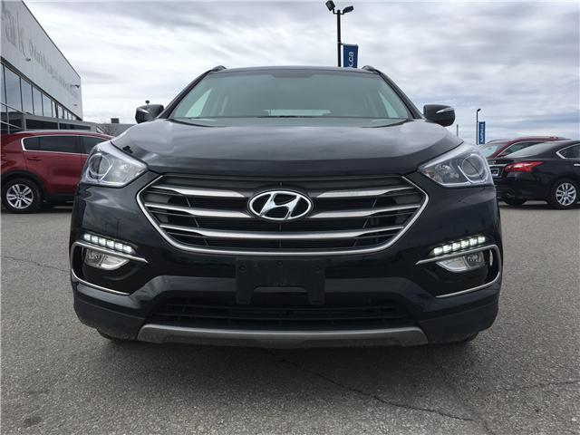 2018 Hyundai Santa Fe Sport 2.4 Premium (Stk: 18-30559RJB) in Barrie - Image 2 of 28