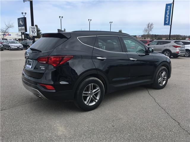 2018 Hyundai Santa Fe Sport 2.4 Premium (Stk: 18-30559RJB) in Barrie - Image 5 of 28