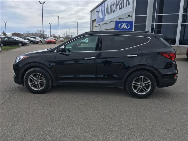 2018 Hyundai Santa Fe Sport 2.4 Premium (Stk: 18-30559RJB) in Barrie - Image 8 of 28