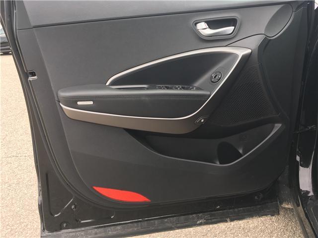 2018 Hyundai Santa Fe Sport 2.4 Premium (Stk: 18-30559RJB) in Barrie - Image 11 of 28