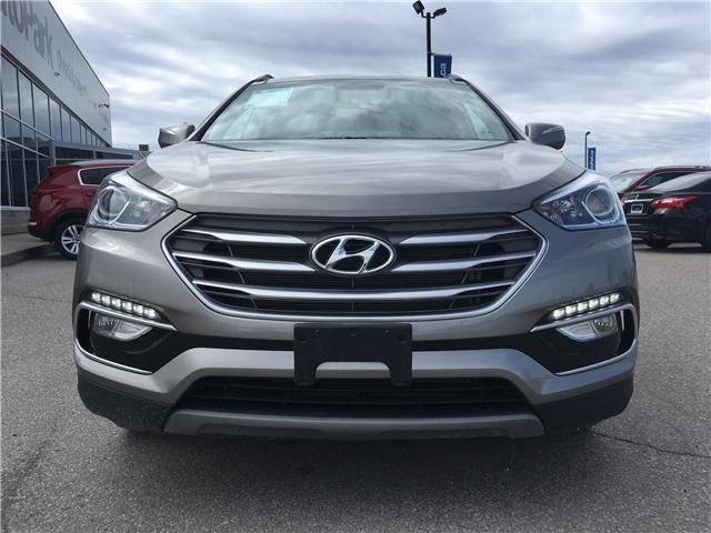 2018 Hyundai Santa Fe Sport 2.4 Luxury (Stk: 18-91094RJB) in Barrie - Image 2 of 30
