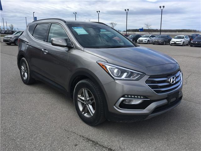 2018 Hyundai Santa Fe Sport 2.4 Luxury (Stk: 18-91094RJB) in Barrie - Image 3 of 30
