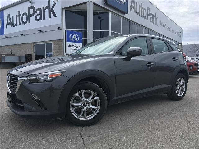 2019 Mazda CX-3 GS (Stk: 19-05812RJB) in Barrie - Image 1 of 27