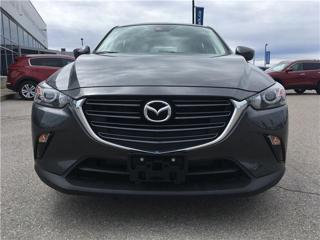2019 Mazda CX-3 GS (Stk: 19-05812RJB) in Barrie - Image 2 of 27