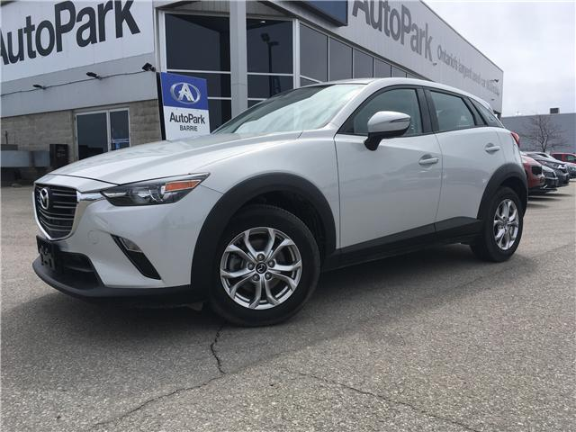2019 Mazda CX-3 GS (Stk: 19-06242RJB) in Barrie - Image 1 of 27