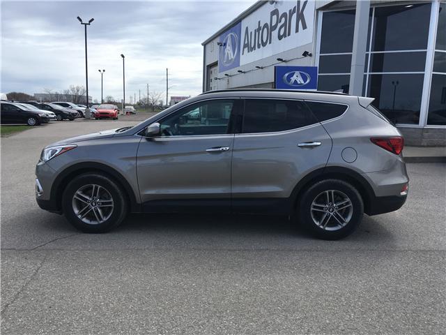 2018 Hyundai Santa Fe Sport 2.4 Luxury (Stk: 18-91094RJB) in Barrie - Image 8 of 30