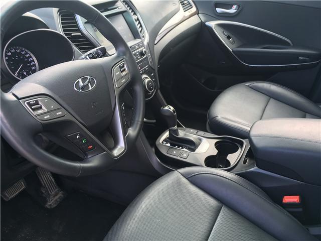 2018 Hyundai Santa Fe Sport 2.4 Luxury (Stk: 18-91094RJB) in Barrie - Image 13 of 30