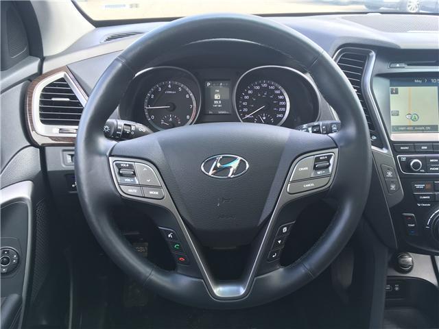 2018 Hyundai Santa Fe Sport 2.4 Luxury (Stk: 18-91094RJB) in Barrie - Image 20 of 30