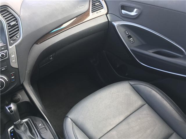 2018 Hyundai Santa Fe Sport 2.4 Luxury (Stk: 18-91094RJB) in Barrie - Image 22 of 30