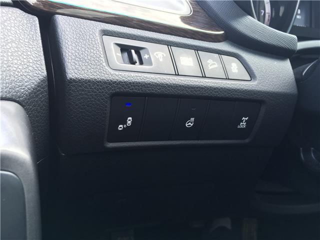 2018 Hyundai Santa Fe Sport 2.4 Luxury (Stk: 18-91094RJB) in Barrie - Image 24 of 30