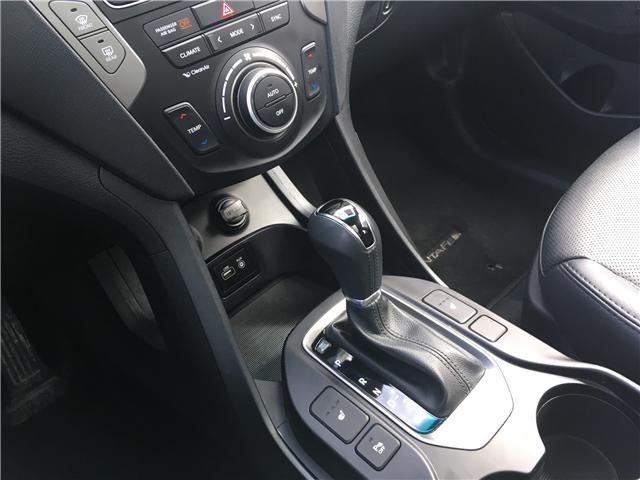 2018 Hyundai Santa Fe Sport 2.4 Luxury (Stk: 18-91094RJB) in Barrie - Image 25 of 30