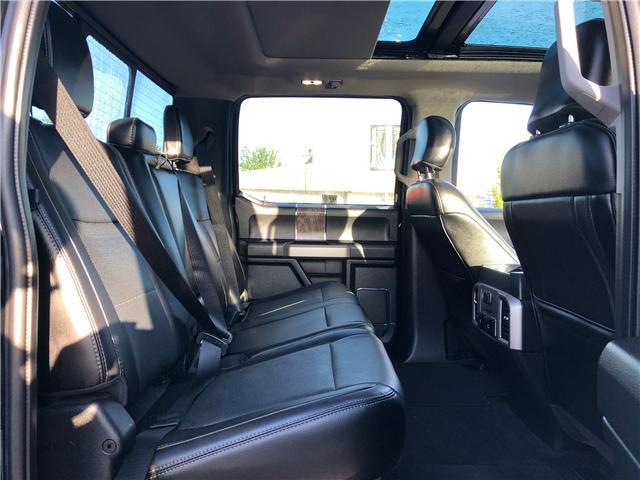 2018 Ford F-350 Lariat (Stk: RP19165) in Vancouver - Image 21 of 26