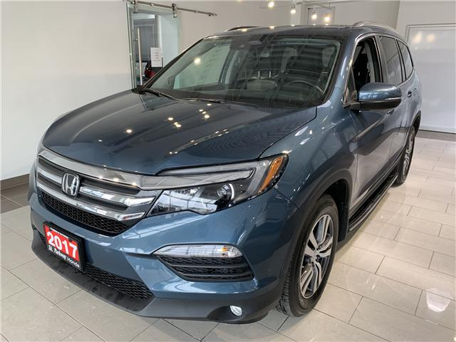2017 Honda Pilot EX-L Navi (Stk: 16105A) in North York - Image 1 of 17