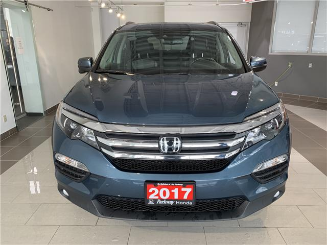 2017 Honda Pilot EX-L Navi (Stk: 16105A) in North York - Image 2 of 17
