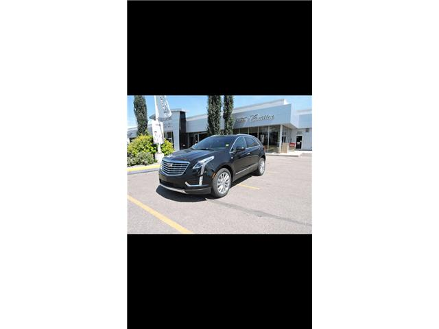 2017 Cadillac XT5 Platinum (Stk: C1033) in Winnipeg - Image 1 of 14