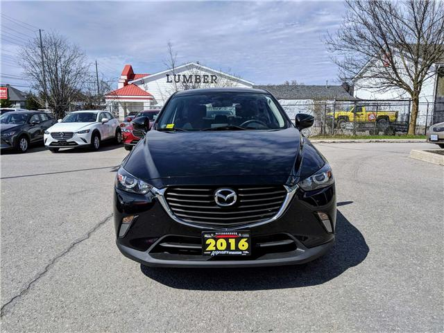 2016 Mazda CX-3 GS (Stk: 1559) in Peterborough - Image 2 of 23