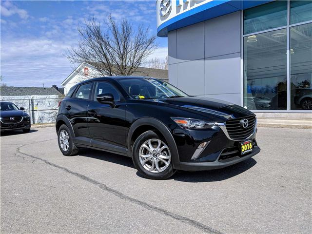 2016 Mazda CX-3 GS (Stk: 1559) in Peterborough - Image 1 of 23