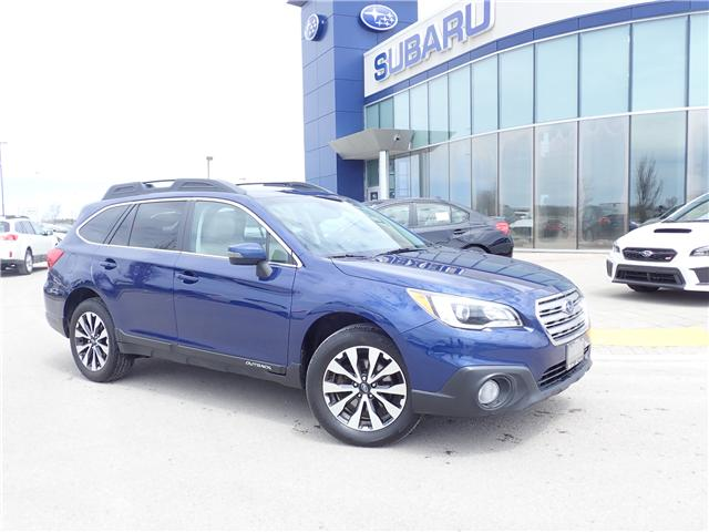 2015 Subaru Outback 2.5i Limited Package (Stk: 19SB486A) in Innisfil - Image 1 of 14