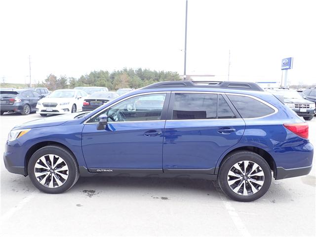2015 Subaru Outback 2.5i Limited Package (Stk: 19SB486A) in Innisfil - Image 6 of 14