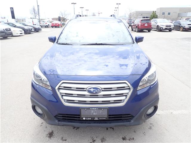2015 Subaru Outback 2.5i Limited Package (Stk: 19SB486A) in Innisfil - Image 4 of 14