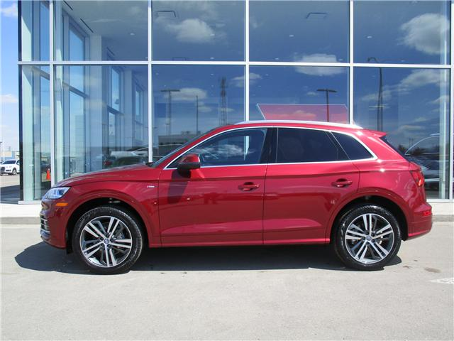 2019 Audi Q5 45 Progressiv (Stk: 190223) in Regina - Image 2 of 25