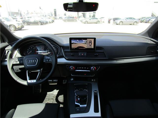 2019 Audi Q5 45 Progressiv (Stk: 190223) in Regina - Image 14 of 25