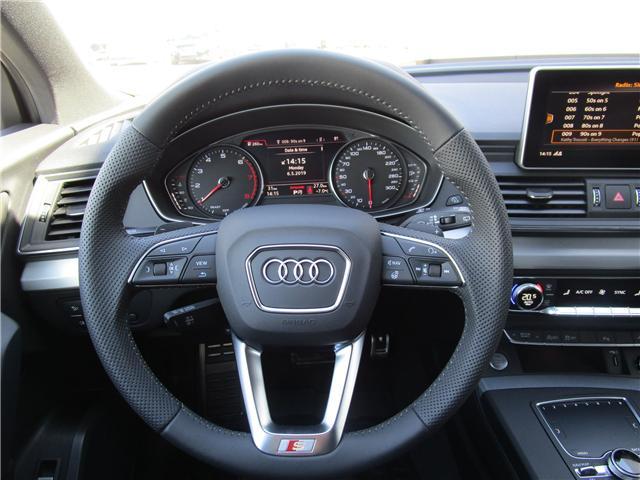 2019 Audi Q5 45 Progressiv (Stk: 190223) in Regina - Image 16 of 25