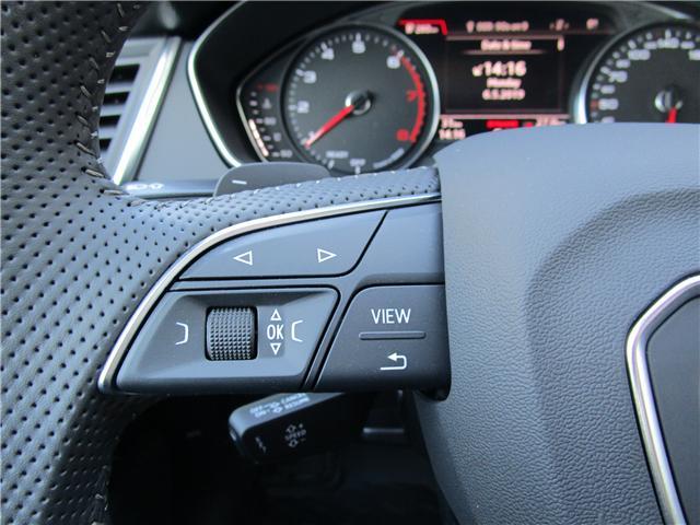 2019 Audi Q5 45 Progressiv (Stk: 190223) in Regina - Image 17 of 25