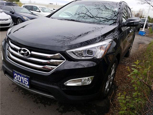 2015 Hyundai Santa Fe Sport  (Stk: P38867A) in Mississauga - Image 1 of 12