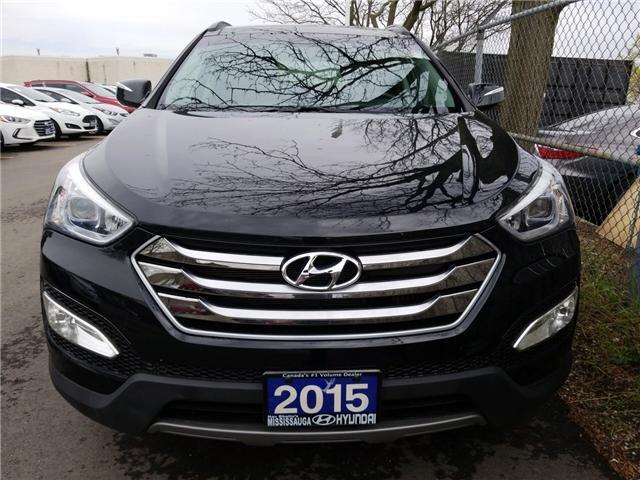 2015 Hyundai Santa Fe Sport  (Stk: P38867A) in Mississauga - Image 2 of 12