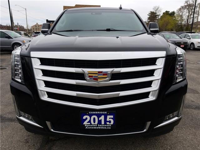 2015 Cadillac Escalade Premium (Stk: 604199) in Cambridge - Image 9 of 28