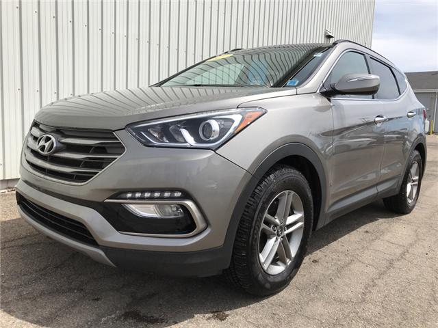 2017 Hyundai Santa Fe Sport 2.4 SE (Stk: 9980A) in Charlottetown - Image 1 of 28