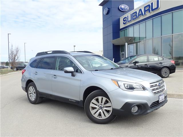 2016 Subaru Outback 2.5i Touring Package (Stk: SUB1425) in Innisfil - Image 1 of 13