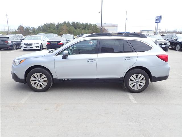 2016 Subaru Outback 2.5i Touring Package (Stk: SUB1425) in Innisfil - Image 2 of 13